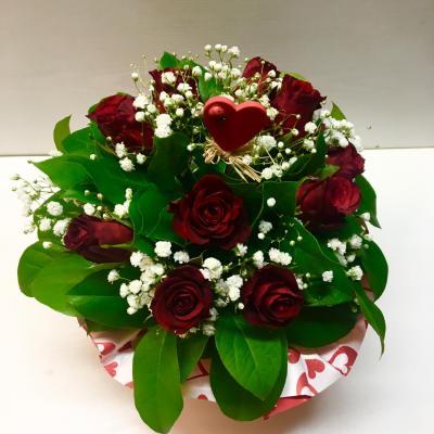 Bouquet amour a partir de 37